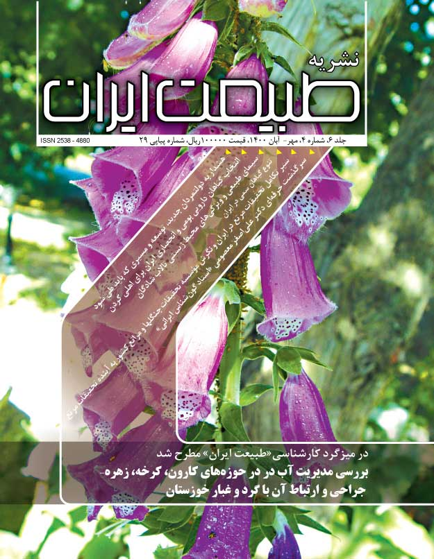 طبیعت ایران